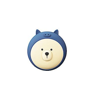 【QHL 酷奇】豬年柴寶 暖手寶行動電源5200mAh