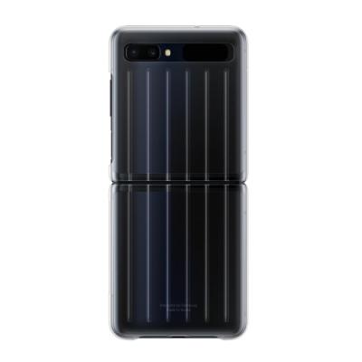 SAMSUNG Galaxy Z Flip / Z Flip 5G 原廠透明保護殼 (台灣公司貨)