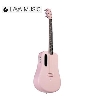 LAVA ME 2 L2 Freeboost 電民謠吉他 淡粉色款