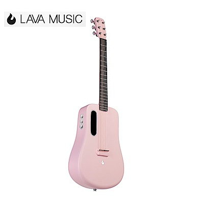[無卡分期-12期]  LAVA ME 2 L2 Freeboost 電民謠吉他 淡粉色款