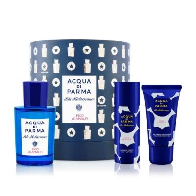 ACQUA DI PARMA 藍色地中海系列阿瑪菲無花果聖誕香水禮盒