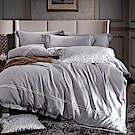Carolan-安卡洛斯 60支天絲萊賽爾刺繡 雙人兩用被床包組