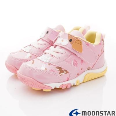 日本Carrot機能童鞋 2E玩耍速乾公園鞋款 TW2614粉(中小童段)