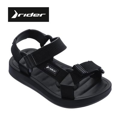 Rider FREE PAPETE BABY 簡約時尚涼鞋 寶寶款-黑