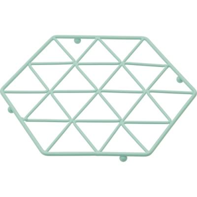 《Premier》Vertex六角金屬隔熱墊(綠)