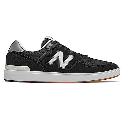 New Balance 復古鞋AM574BKG-D_中性黑色