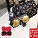 seoul show首爾秀  黑金圓眼鏡外掛墨鏡收納包光學眼鏡保護夾太陽眼鏡盒 product thumbnail 2