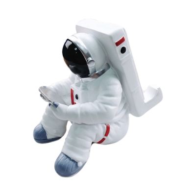 【TOYSELECT】太空人手機/平板立架 (坐姿)