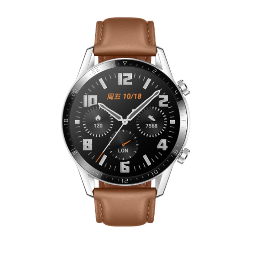 HUAWEI Watch GT2 時尚版 46mm (砂礫棕)