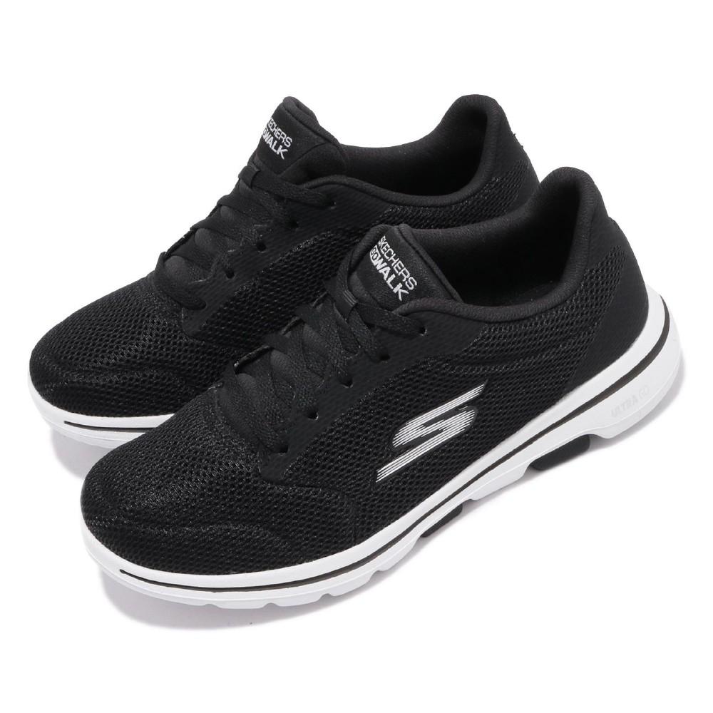 Skechers 慢跑鞋 Go Walk 5-Lucky 女鞋