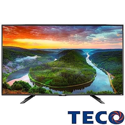 [無卡分期- 12 期]TECO東元  50 吋 LED液晶顯示器+視訊盒 TL 50 C 1 TRE