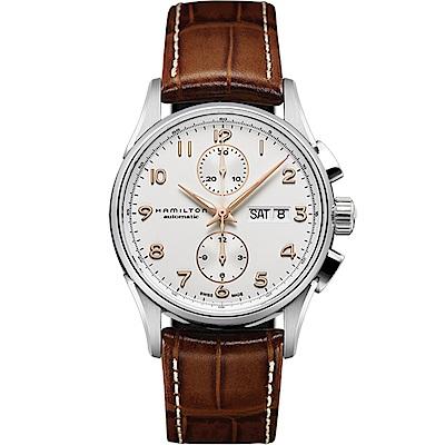 Hamilton漢米爾頓MAESTRO AUTO CHRONO機械腕錶-H32576515