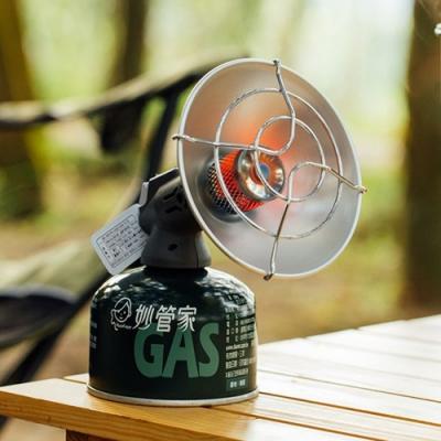 KOVEA戶外露營隨身攜帶瓦斯取暖爐附收納盒.登高山電子點火行動輕量便攜迷你取暖器