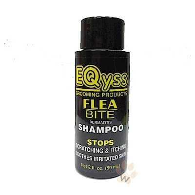 EQyss Flea Bite 蚤咬洗毛精 2oz