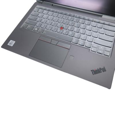 EZstick Lenovo ThinkPad X1 YOGA 5TH 適用 奈米銀抗菌 TPU 鍵盤膜