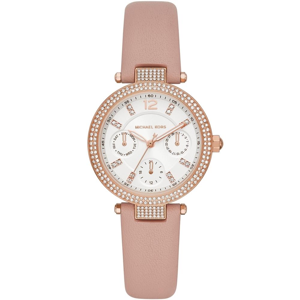 Michael Kors  CAMILLE 璀璨時尚腕錶(MK2914)