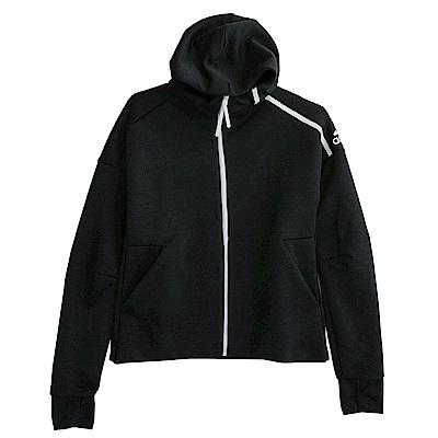 Adidas W ZNE HD FR-連帽外套-女