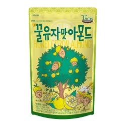 韓國Toms Gilim 杏仁果-蜂蜜柚子味(200g)