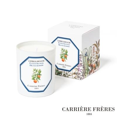 法國CARRIERE FRERES 天然手工香氛 橙花 Orange Blossom 185g