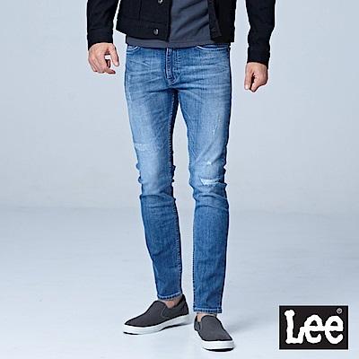 Lee 低腰合身窄管牛仔褲