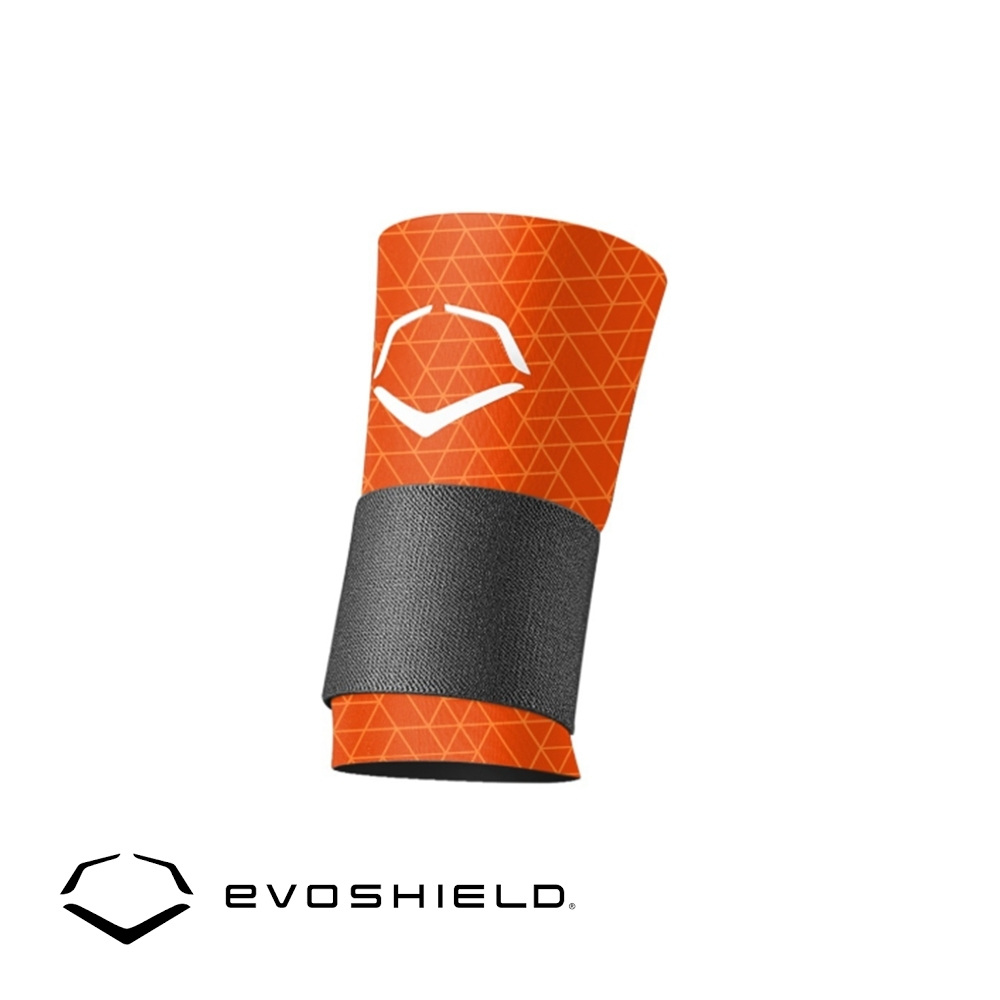 Evoshield MLB 可調式強化型護套 橘 WTV5300