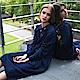箱子-BLUE WAY-2WAY超長版牛仔襯衫 product thumbnail 1