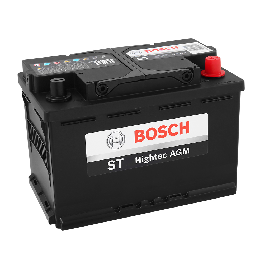 【BOSCH】DIN LN4 AGM歐規啟停專用80A 汽車電瓶