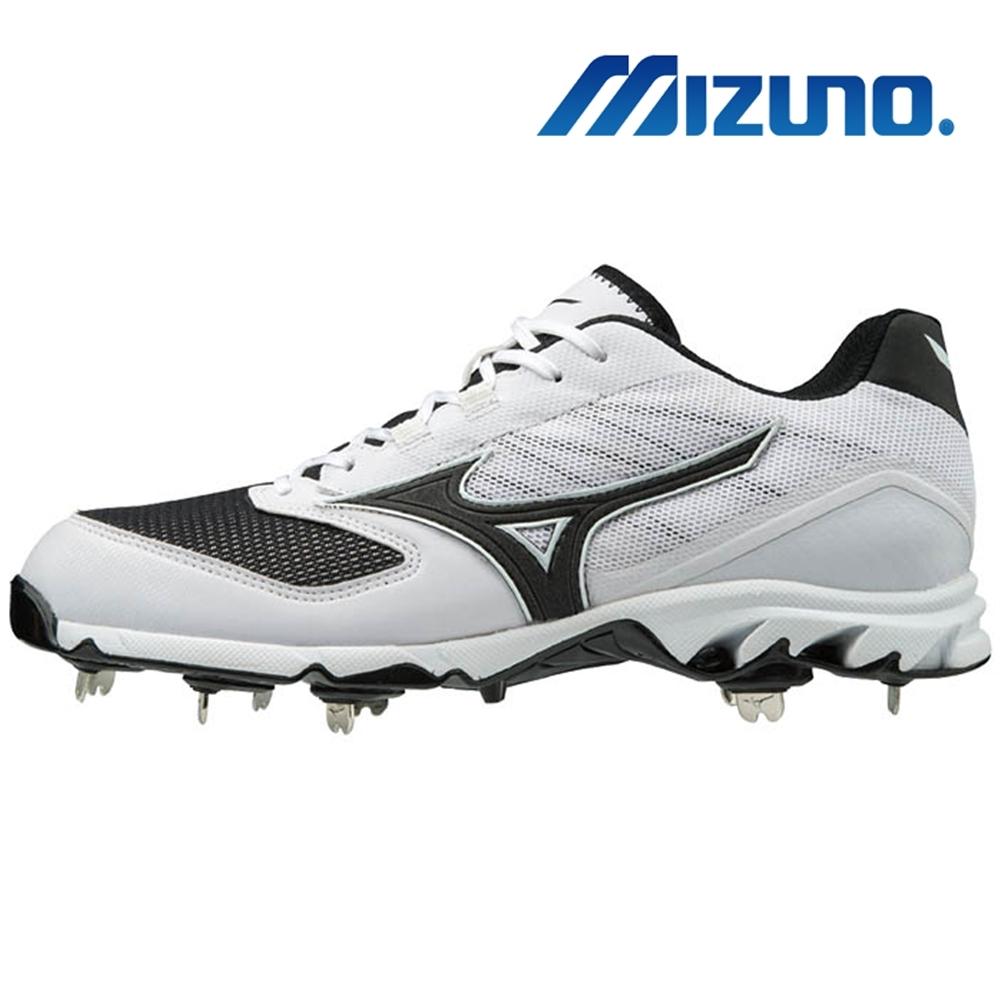 MIZUNO 美津濃 9-SPIKE DOMINANT 2 男棒球釘鞋 11GM185101