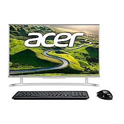 Acer C24-760 24型 i3 雙核行動AIO超纖薄液晶電腦 (福利品)