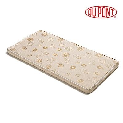 美國 杜邦DU PONT 嬰兒床冬夏床墊-中床(116x57x5cm)
