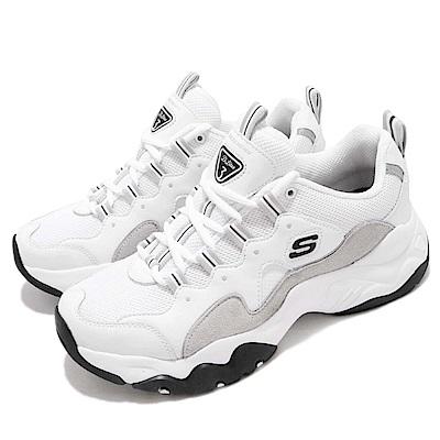 Skechers 休閒鞋 D Lites 3 男鞋