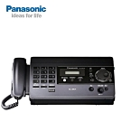 Panasonic 國際牌 自動裁紙傳真機 KX-FT518TW 鈦金屬黑