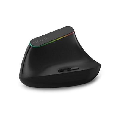 DeLUX M618C 垂直光學滑鼠