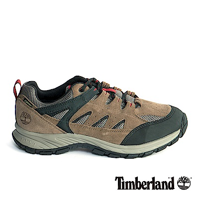 Timberland 男款咖啡色登山休閒鞋