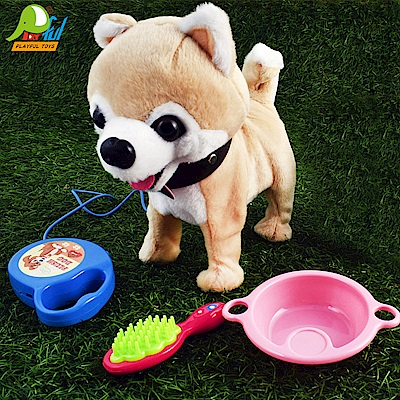 【Playful Toys 頑玩具】牽線狗