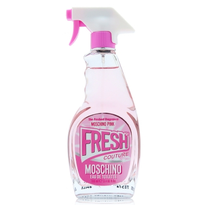MOSHINO PINK FRESH COUTURE 粉紅清新淡香水 100ML TESTER
