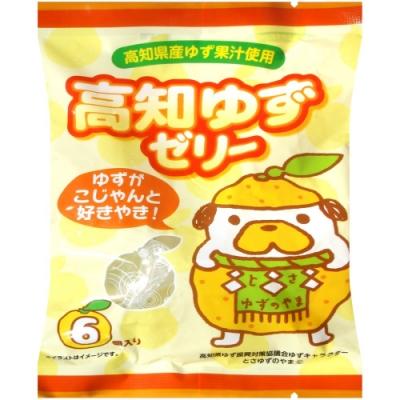 杉本屋 高知柚子果凍(132g)
