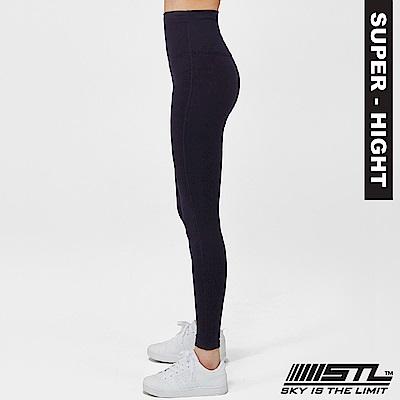 STL Leggings Pure 9 韓 女 超高腰運動拉提褲 純粹香草