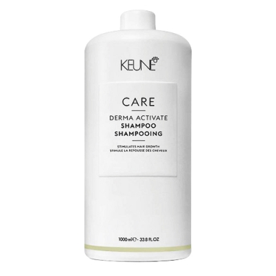 KEUNE CARE 法國肯葳髮浴 C3 賦活洗髮精--頭皮保養與稀疏髮 1000ml