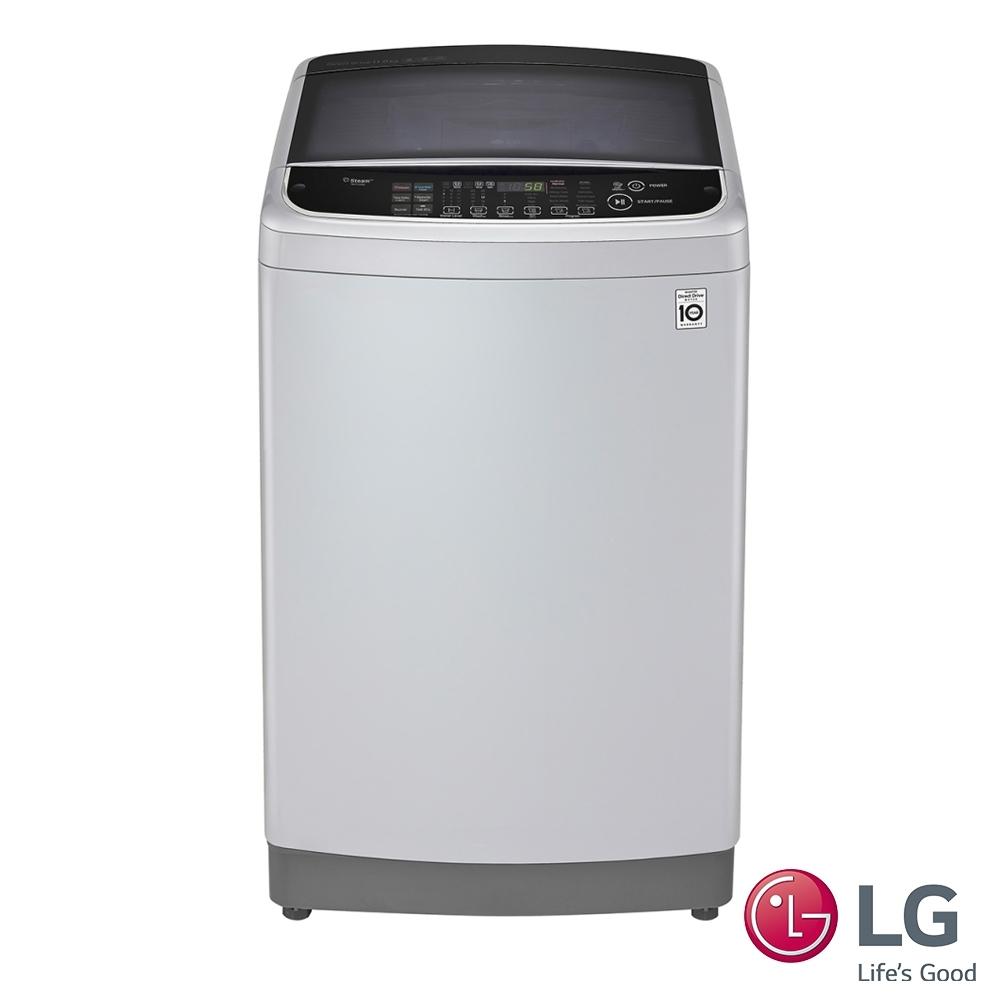 [限時優惠] LG樂金 11公斤直立式變頻洗衣機(極窄版) WT-SD119HSG 不鏽鋼銀