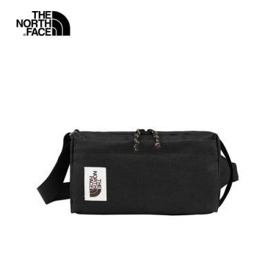 The North Face 男女 輕巧便攜單肩包 黑-NF0A3KZSKS7