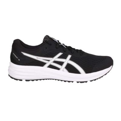 ASICS PATRIOT 12 男慢跑鞋-路跑 輕量 運動 亞瑟士 1011A823-001 黑白
