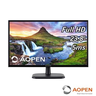 AOPEN 24CL1Y 24型IPS電腦螢幕 16:9寬螢幕 5ms
