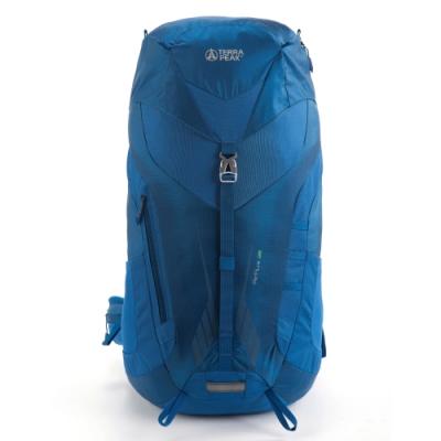 英國TERRA PEAK 戶外休閒背包(Air Flux 28)-海藍色