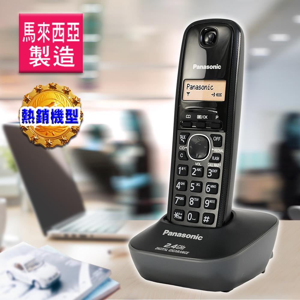 Panasonic 2.4G 數位高頻無線電話KX-TG3411