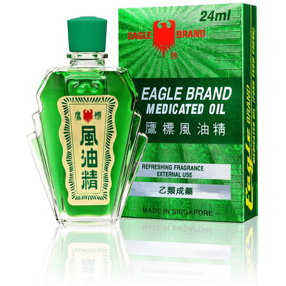 鷹標 風油精 24ml