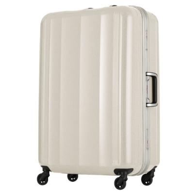日本 LEGEND WALKER 6028-68-28 超輕量行李箱 象牙白