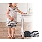 日本雜誌款-日製毛巾布小短褲-條紋