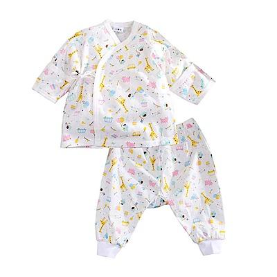 印花護手肚衣套裝 k50655 魔法Baby