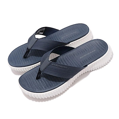 Skechers 涼拖鞋Elite Flex-Coastal Mist